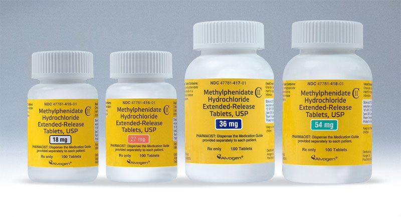 Thuốc Methyphenidate trong điều trị tăng động giảm chú ý
